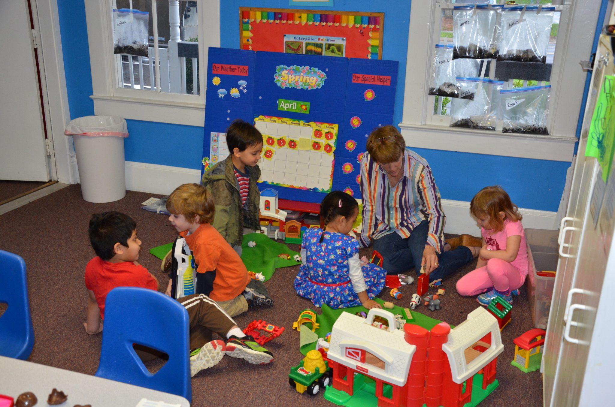 centreville preschool